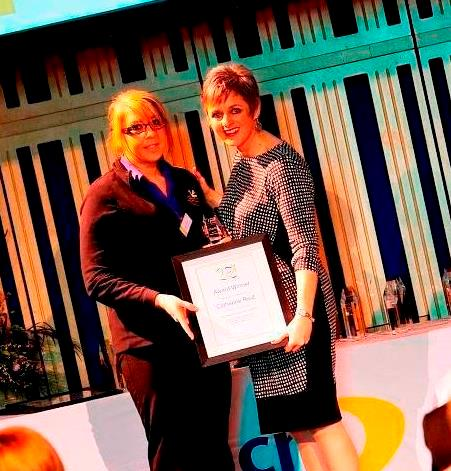Catherine Reid, Life-changing Learning Award