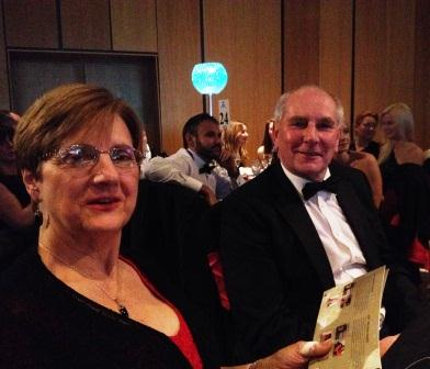 Minna Ireland and Dave Duell, Trustees at One Awards
